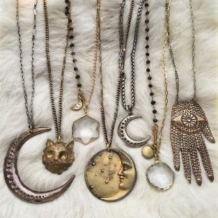 as amulets to bring good luck and money